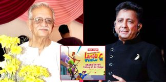 Gulzar, Sukhwinder Singh collaborate for cartoon show 'Lambu-G Tingu-G'