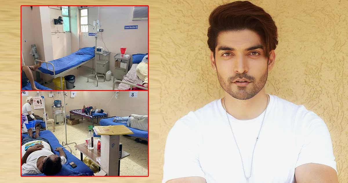 Gurmeet Choudhary Opens Makeshift Covid Hospital In Nagpur
