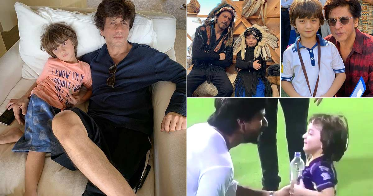 Happy Birthday AbRam Khan! 5 Time This Jr Shah Rukh Khan Left Us With Toothy Grin