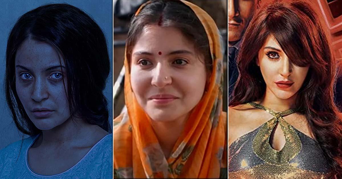 Happy Birthday Anushka Sharma: Characters That Define Her Versatility
