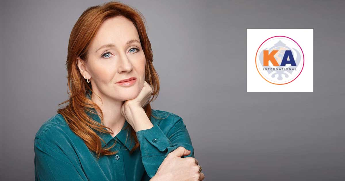 Harry Potter Author J. K. Rowling Donates A Six-Figure Amount To Khalsa Aid's COVID-19 Relief Fund To Help India