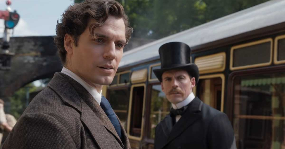 Henry Cavill Offered A 5-Film Deal For Enola Holmes At Netflix?