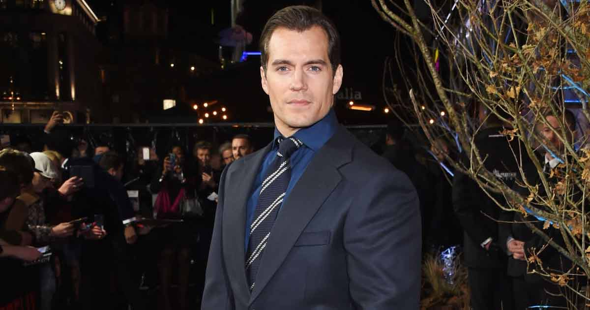 Henry Cavill Pens Down A Note About Social Media Animosity