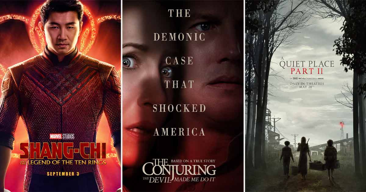 Shang-Chi, The Conjuring 3 & More - 5 Explosive Trailers Of The Most Awaited Hollywood Films!