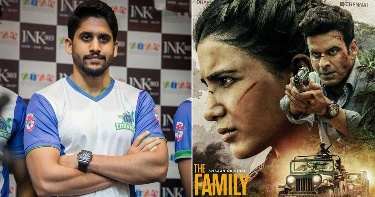 The Family Man 2: Naga Chaitanya Has A Surprising Reaction Of Wife Samantha Akkineni's OTT Debut
