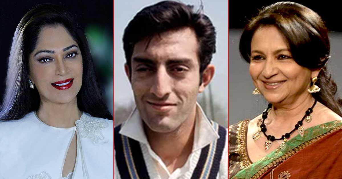 When Mansoor Ali Khan Went To Break Up With Simi Garewal For Sharmila Tagore & Received A Surprising Reaction In Return