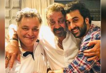 Here's Why Rishi Kapoor Once Scolded Sanjay Dutt Because Of Ranbir Kapoor
