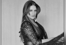 Himanshi Khurana channels inner 'Black Rose' in new pic