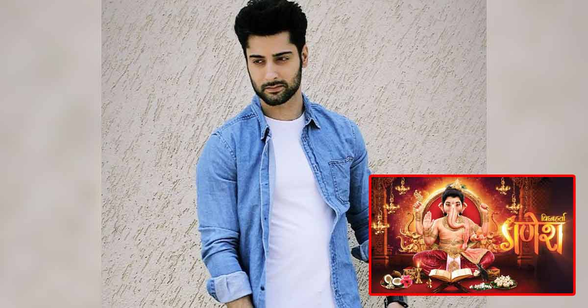 Hitanshu Jinsi to play Lord Jagannath in 'Vighnaharta Ganesh'