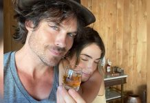 """Ian Somerhalder Says He Owes Wife Nikki Reed His Health, His Life & His Sanity"""" While Talking About The Nightmare Fraud While Filming Vampire Diaries"""