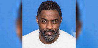 Idris Elba: 'Gimme five for peace'