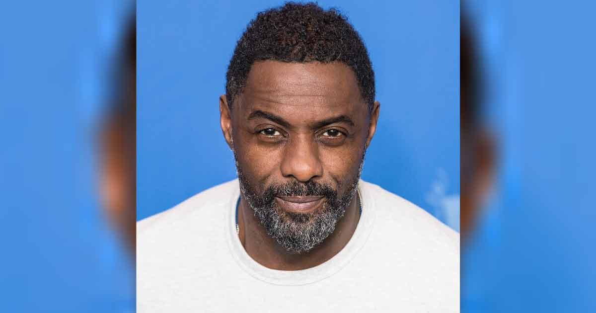 """Idris Elba Makes An Appeal For Peace Through Instagram: """"Gimme Five For Peace"""""""