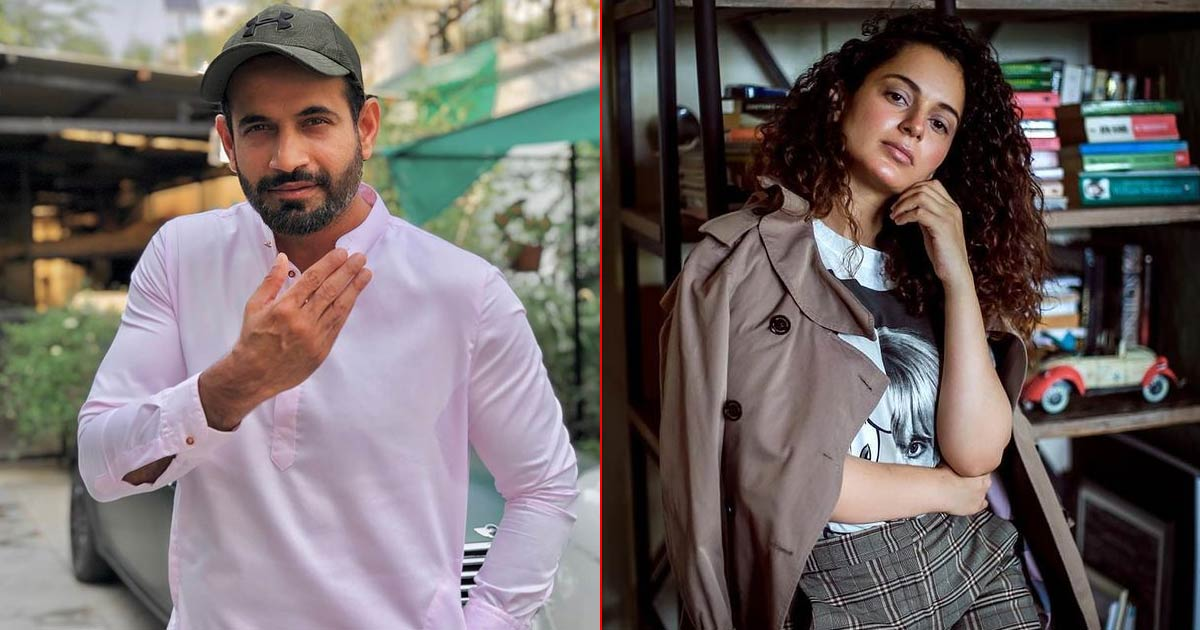 """Irfan Pathan Slams Kangana Ranaut For Criticising Him Of Showing Sympathy Towards Palestine: """"All My Tweets Are Either For Humanity Or Countrymen"""""""
