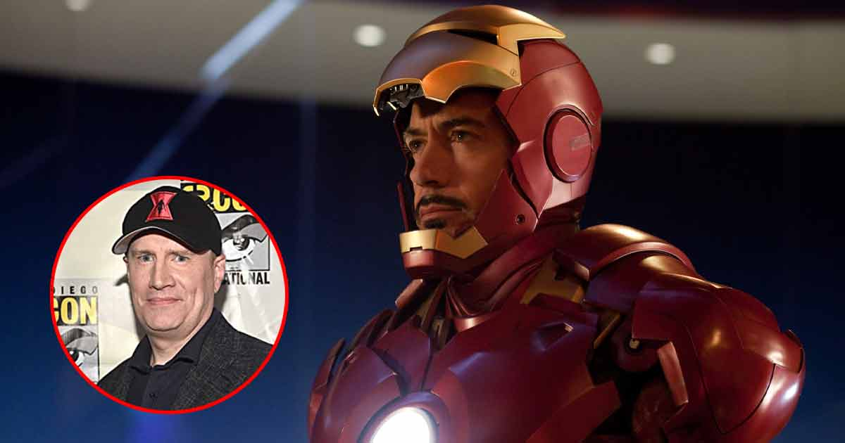 Kevin Feige Talks About Iron Man Comeback