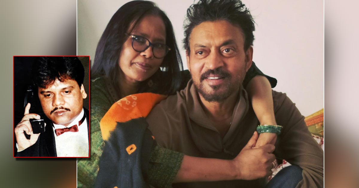 """Irrfan Khan's Wife Sutapa Sikdar Mourns Relative's Death: """"I Couldn't Get A Bed In ICU For Him Because He Was Not Chhota Rajan"""" - Deets Inside"""