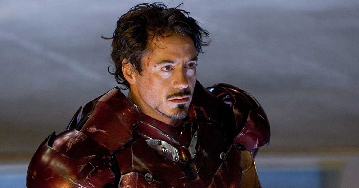 Is It Robert Downey Jr's Tony Stark For Marvel All Over Again? A Younger Version On The Hunt!