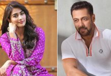 """It's my first film with him, and he's someone I look forward to interacting with on the set"", shares Pooja Hegde on working with Salman Khan"
