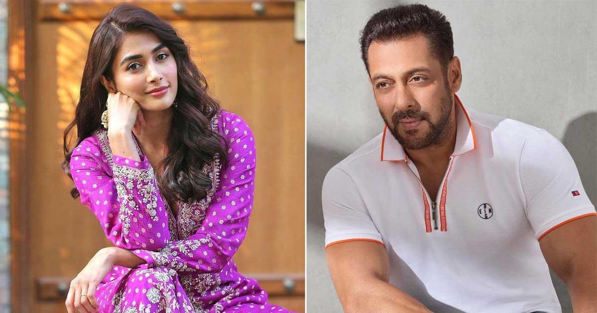 Pooja Hegde Is 'Looking Forward' To Interact With Salman Khan On The Sets Of Kabhi Eid Kabhi Diwali, Read On