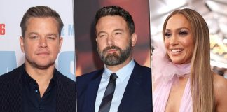 J.Lo spotted with Ben Affleck; actor's buddy Matt Damon wishes they unite
