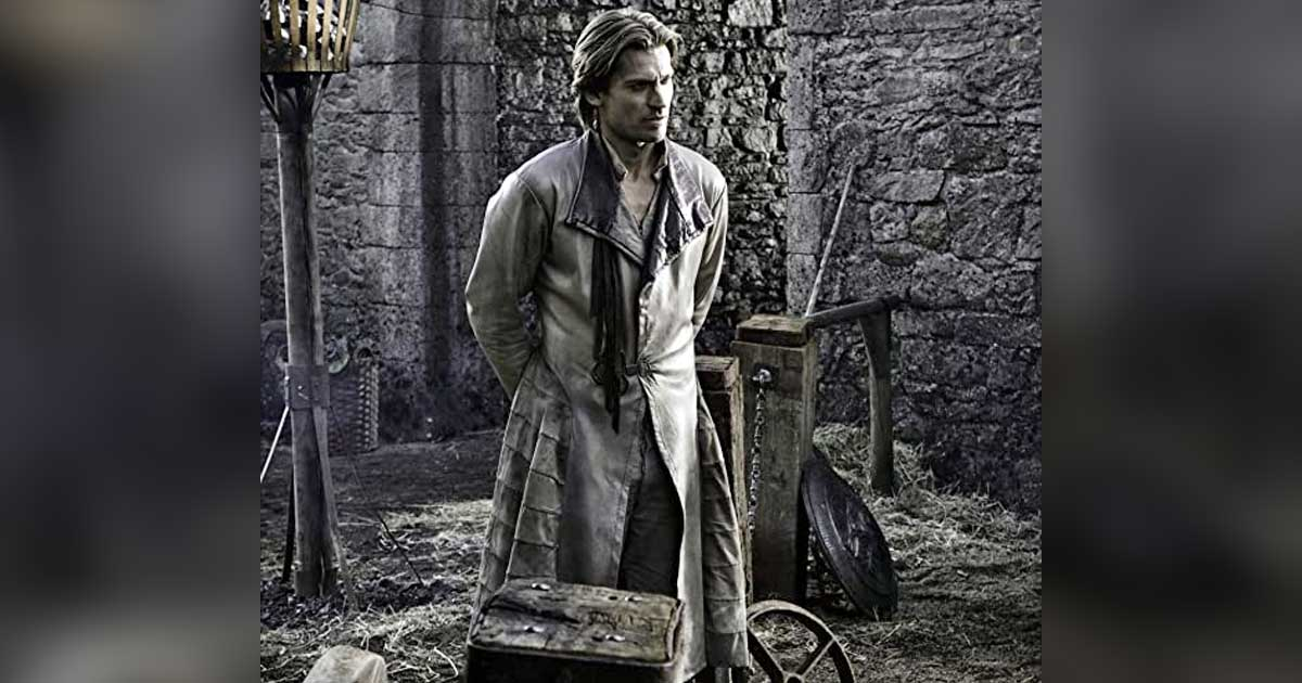 Jaime Lannister In A Still From GoT