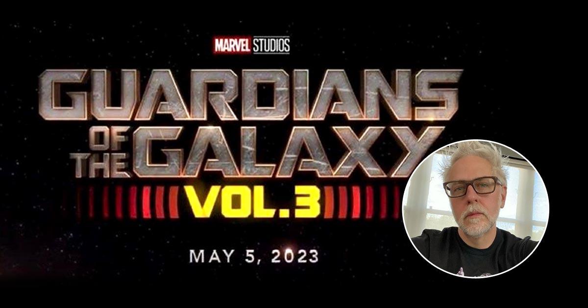 James Gunn Talks About Guardians Of The Galaxy Volume 4