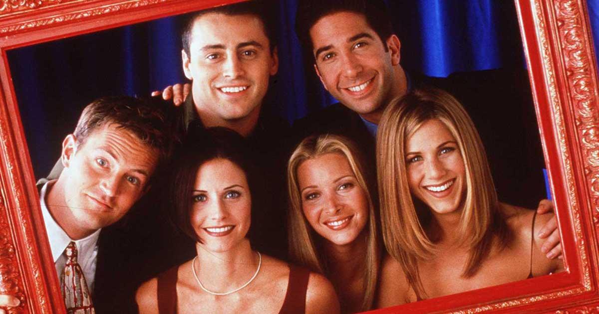 Jennifer Aniston, Matt LeBlanc & Cast Made This Huge Salary Over The Years