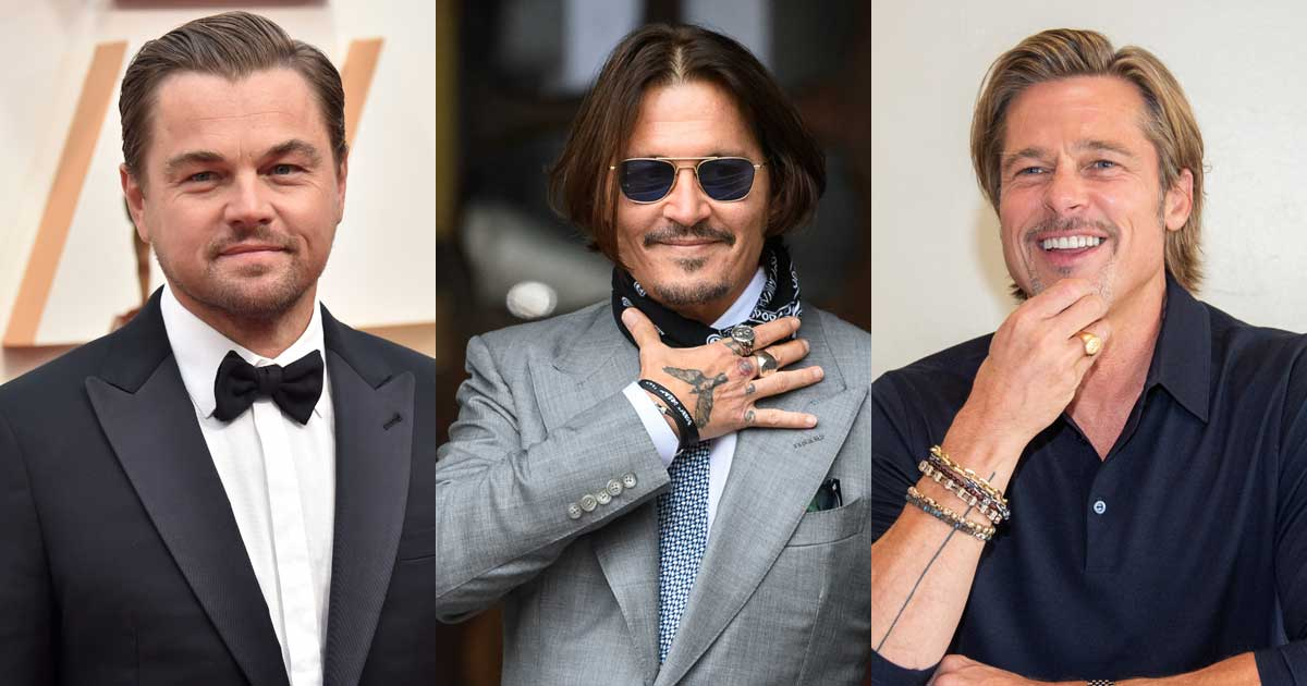 """Johnny Depp On Not Wanting To Win An Oscar Ever: """"I'm Not In Competition With Anybody"""""""