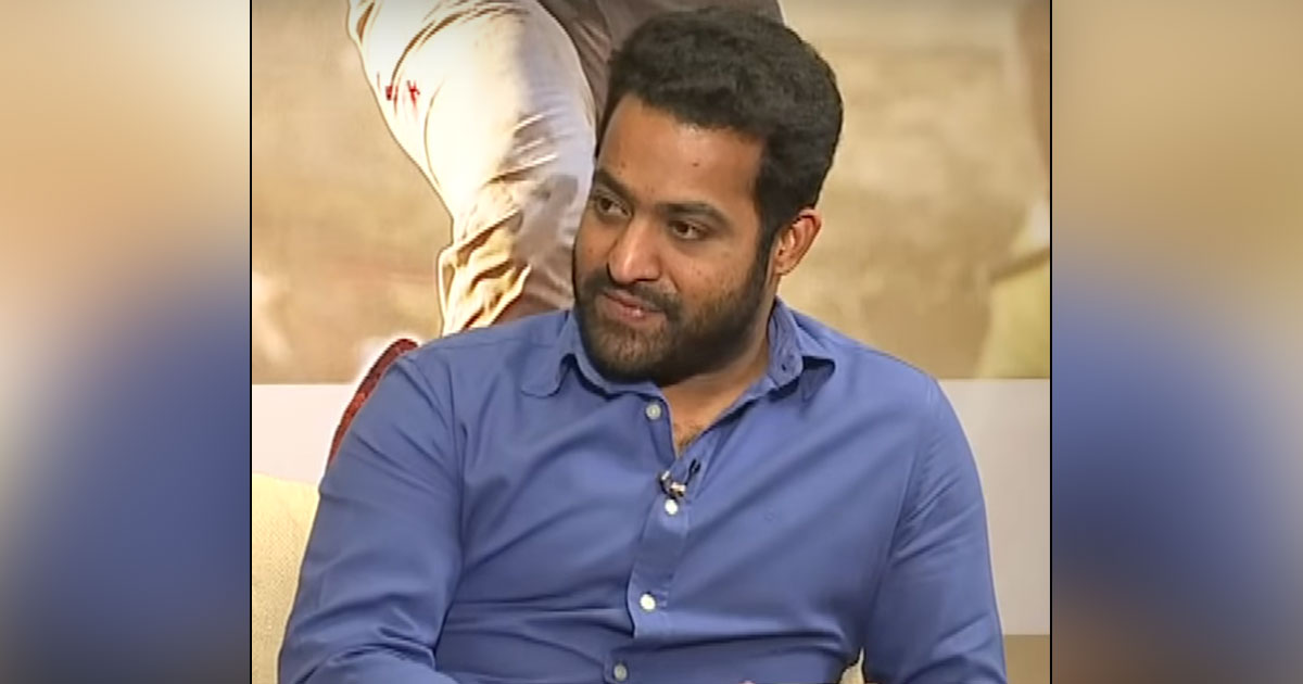 Jr NTR: Happy to state that I've tested negative for Covid-19