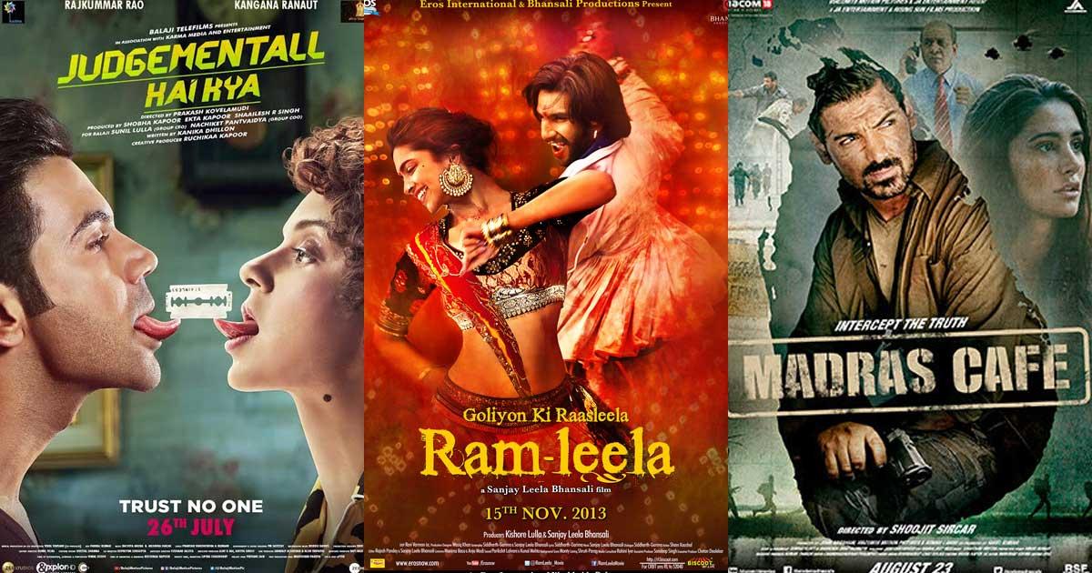 Judgementall Hai Kya, Goliyon Ki Raasleela Ram-Leela, Madras Café & More – Check Out These Film That Had Its Title Changed