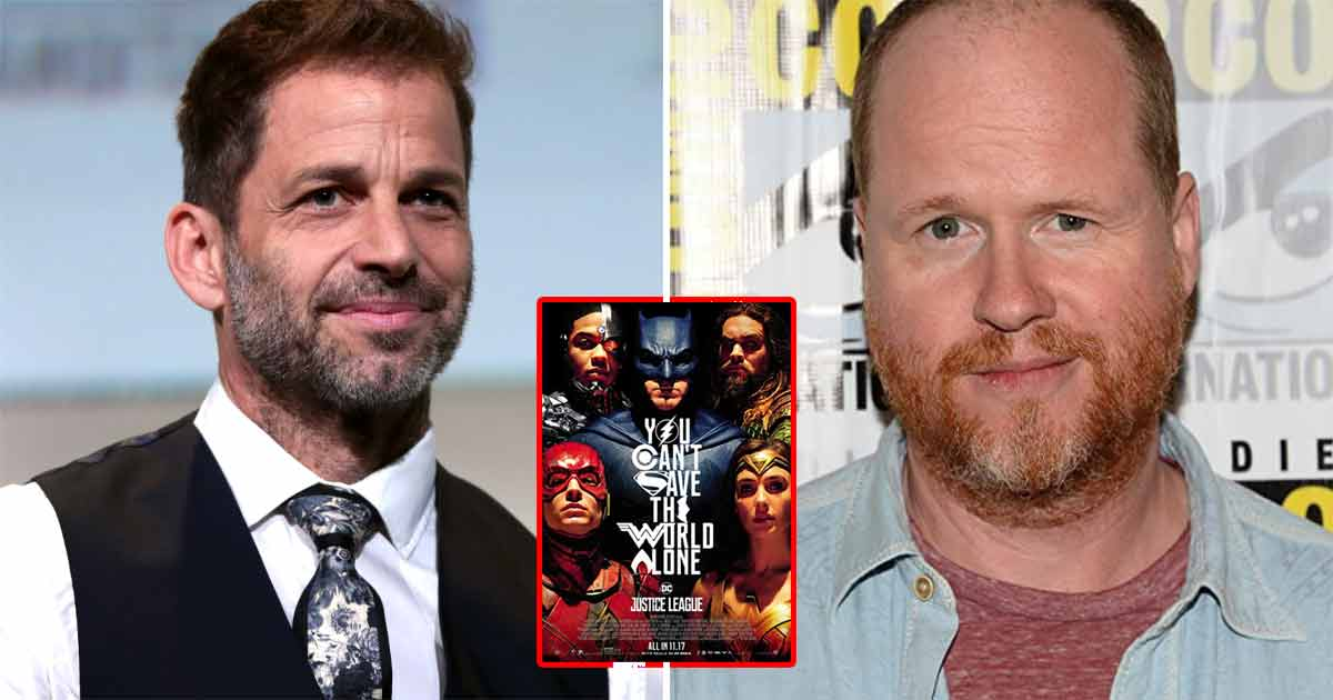 Zack Snyder Says Joss Whedon & Warner Bros Destroyed His Version Of Justice League