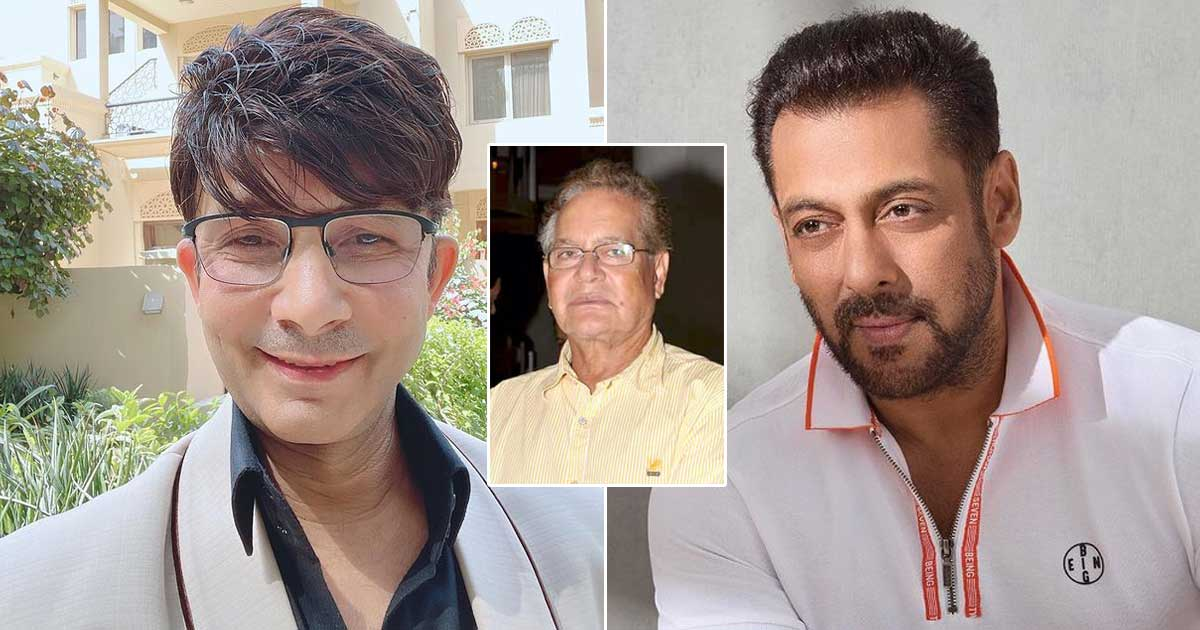 Kamaal R Khan Says He Would Continue To Review Salman Khan Films