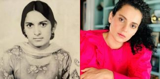 Kangana pens emotional letter to mom on Mother's Day