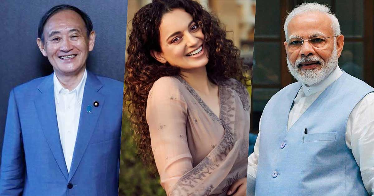 """Kangana Ranaut Asks """"Who Did The Second Wave In Japan… Modi?"""" After Japanese Government Declares Emergency In Major Cities"""