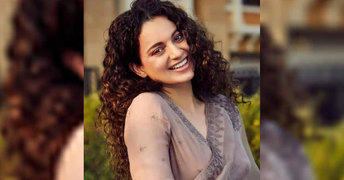 """Kangana Ranaut Tests COVID Negative; Says, """"There Are People Who Get Offended If You Show Disrespect Towards The Virus"""""""