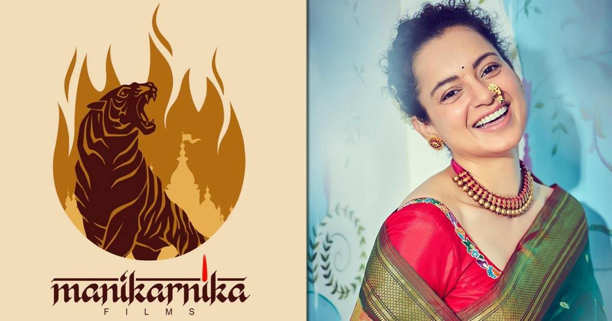 Kangana Ranaut Ventures Into Digital Space With 'Tiku Weds Sheru', Launches Logo For Manikarnika Films