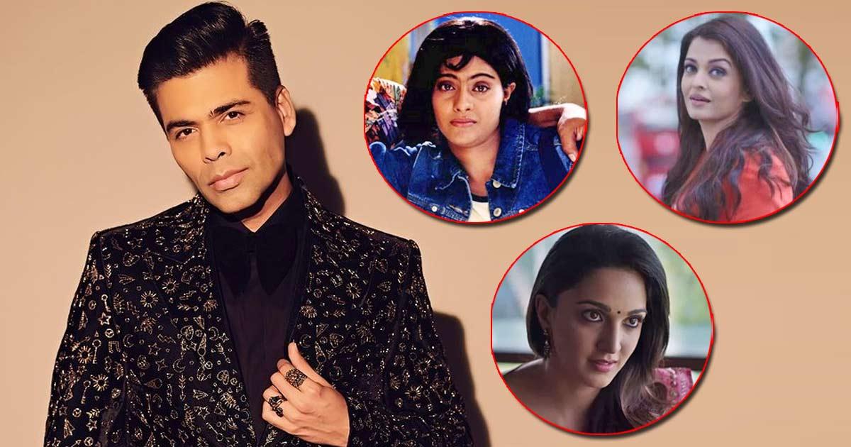 Karan Johar Best Films & The Evolution Of Female Characters In Them