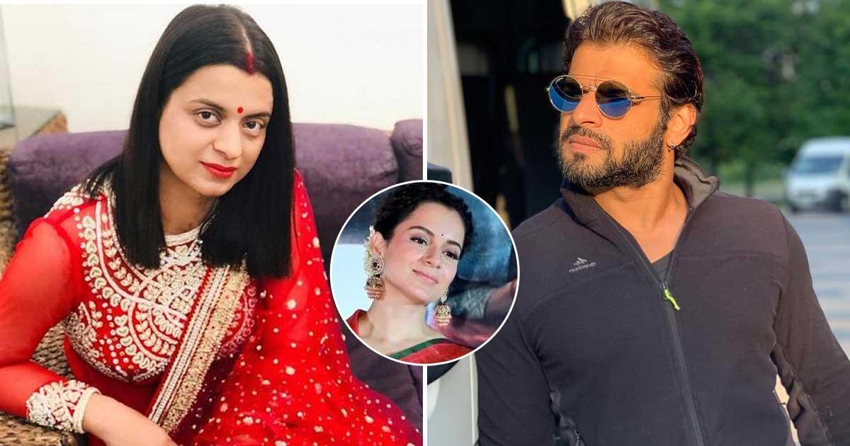 Rangoli Slams Karan Patel For Mocking Kangana Ranaut