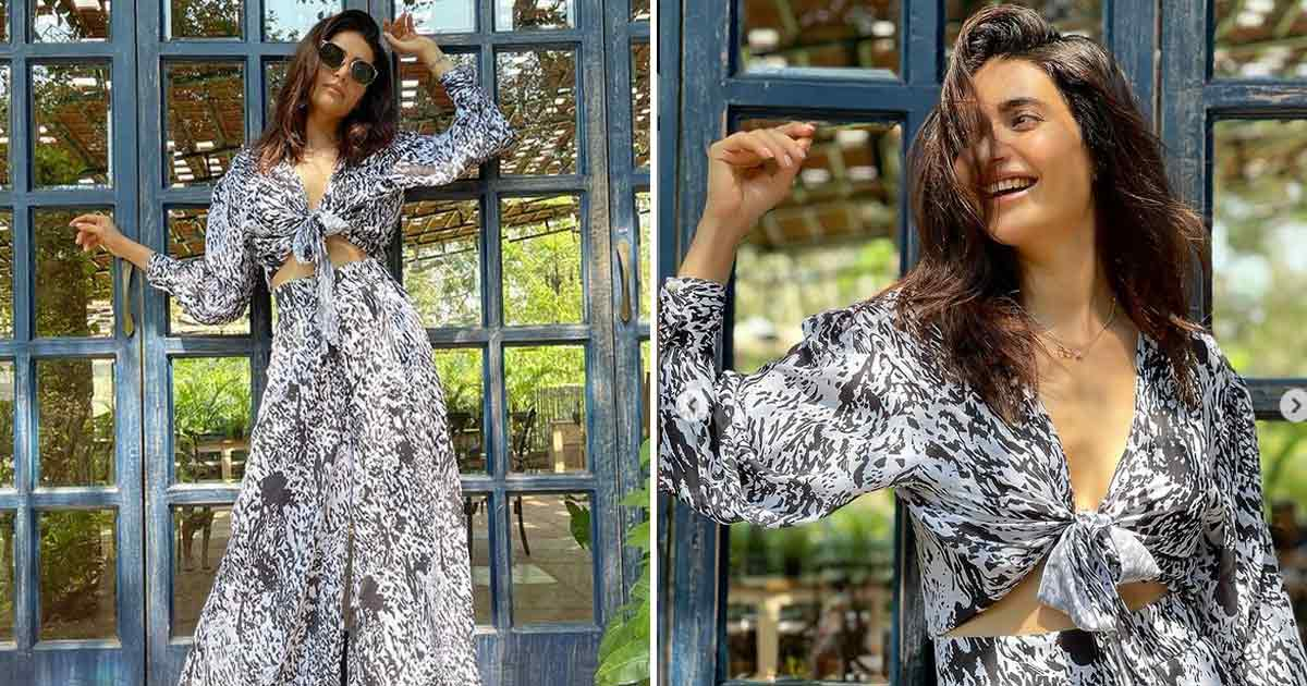 Karishma Tanna is a 'Black and White person' in 'a colourful world'