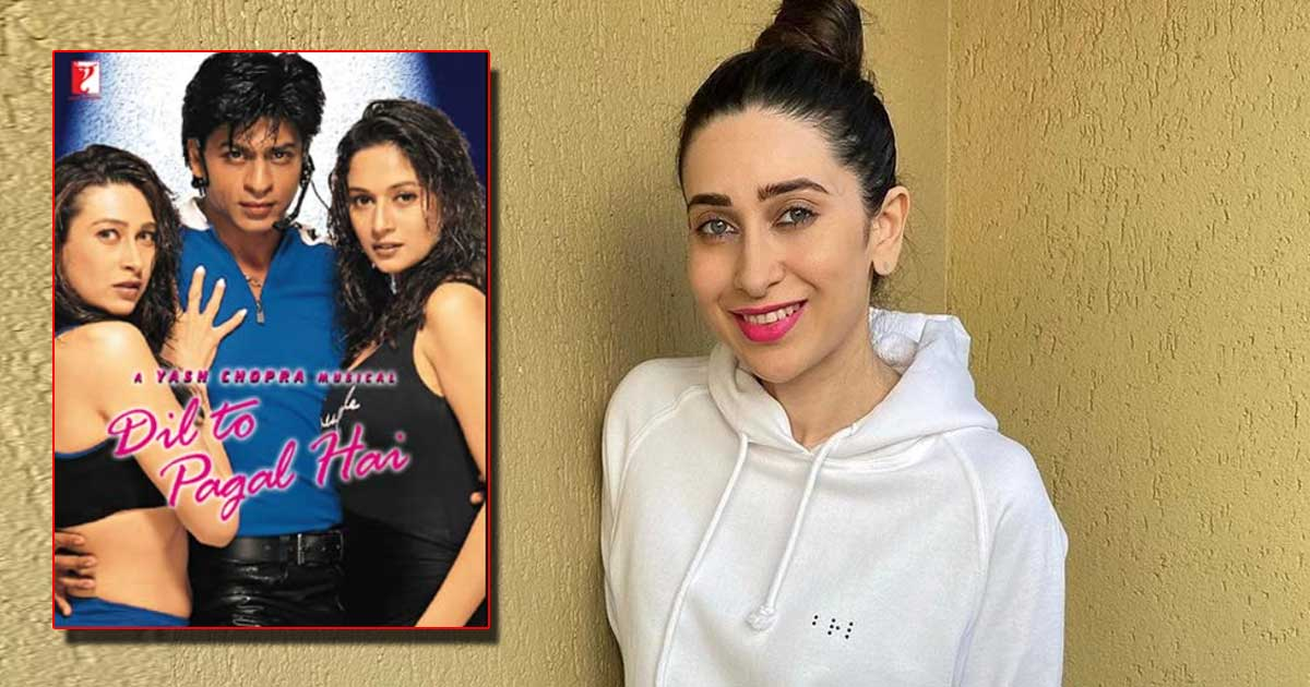 Karisma Kapoor Wasn't Even In Top 5 Choices To Star In Shah Rukh Khan's Dil To Pagal Hai, The Film On Which She Left 'National Award' Impact, Read On