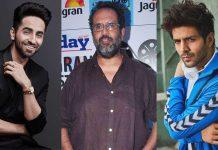 Kartik Aaryan Is Still In Talks For A Film With Aanand L Rai & Isn't Replaced By Ayushmann Khurrana Reveals Spokesperson