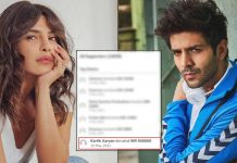 Kartik Aaryan Makes A Generous Contribution For Priyanka Chopra Jonas' Fundraiser Give India