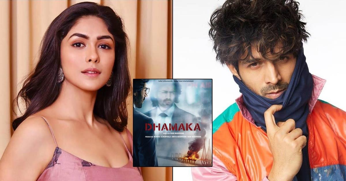 Kartik Aaryan & Mrunal Thakur's Dhamaka Gets A Release Date?