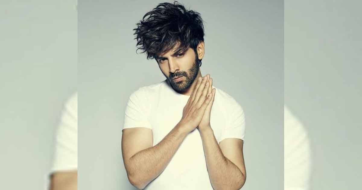 Kartik Aaryan posts picture with face pack, asks fans for 'wrong captions'