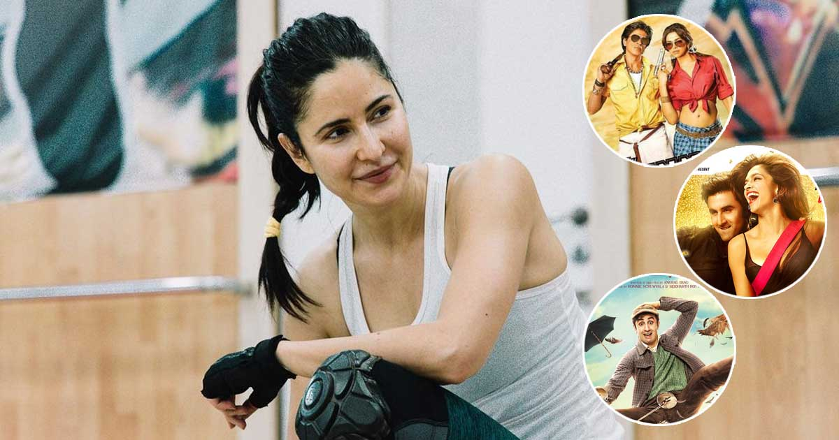 Katrina Kaif Rejected These Films Which Later Went To Deepika Padukone, Find Out!