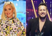 Katy Perry unfazed by Luke Bryan's criticism of her leg hair