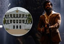 """KGF Chapter 2: New Pics Of The Yash Starrer Surface Online; A Fan Suggest It Could Be An """"Extension For Rocky's Palace"""""""