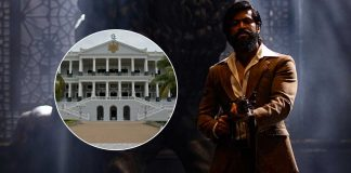 "KGF Chapter 2: New Pics Of The Yash Starrer Surface Online; A Fan Suggest It Could Be An ""Extension For Rocky's Palace"""