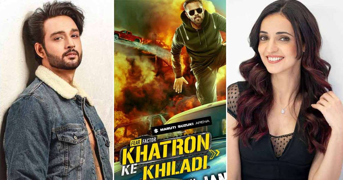 Khatron Ke Khiladi 11: Sanaya Irani Opts Out, Sourabh Raaj Jain To Replace!