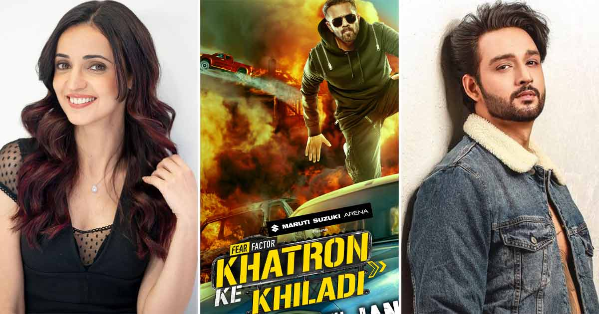 Khatron Ke Khiladi 11: Sanaya Irani Opts Out, Sourabh Raaj Jain To Replace!