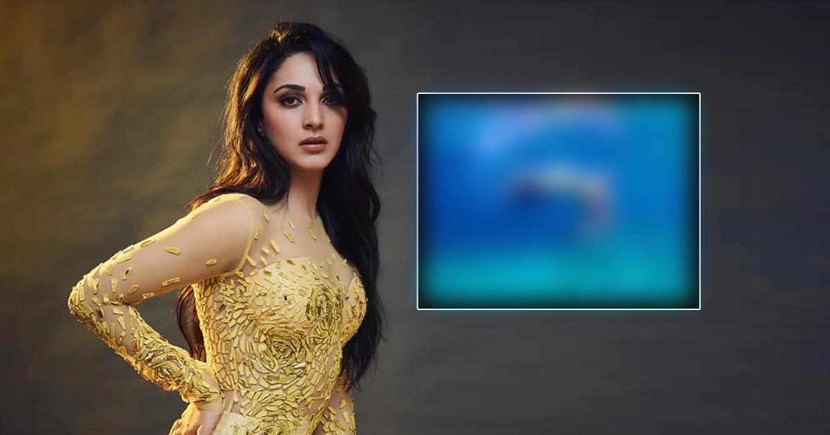 Kiara Advani flaunts 'mermaid' skills in latest picture